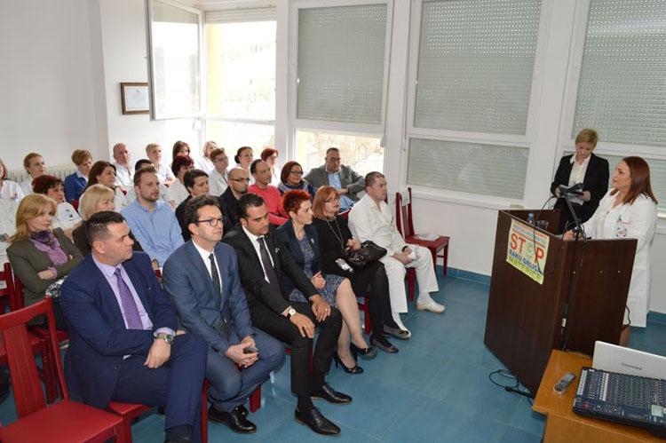 Bolja i kvalitetnija usluga za pacijente ginekološke onkologije UKC-a Tuzla