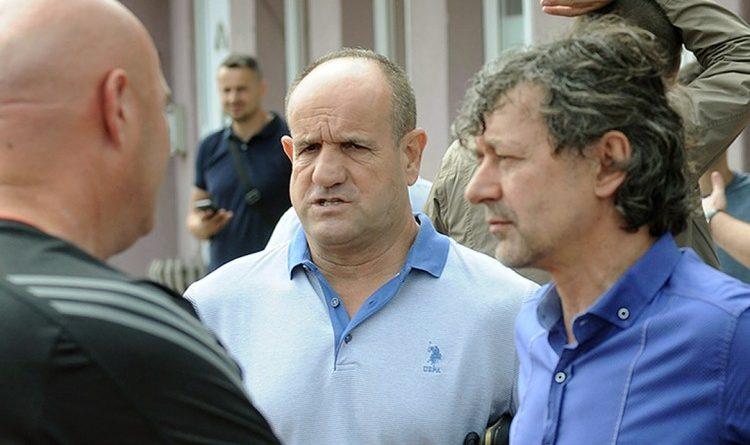 Mujkanović: Nećemo trčati u potrazi za trenerom