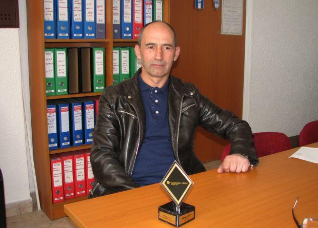 Direktor Hodžić sa priznanjem iz Skoplja