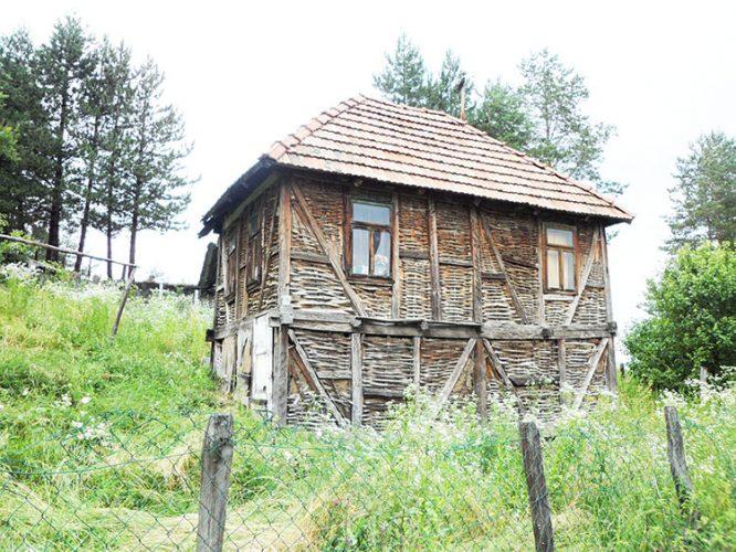 Priča o staroj kući Džafe Džafića