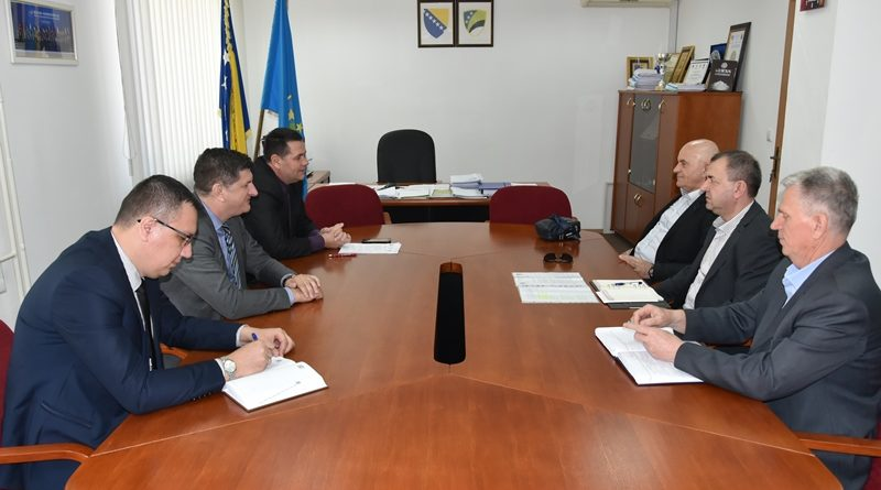Gutić i Džafić: Vlada TK će pomoći sanaciju deponije Vis, izgradnju kanalizacije i druge projekte u Kalesiji