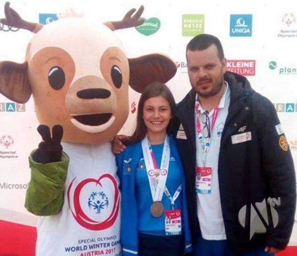 Kalesijka Merima Osmanović okitila se bronzom u veleslalomu u Austriji