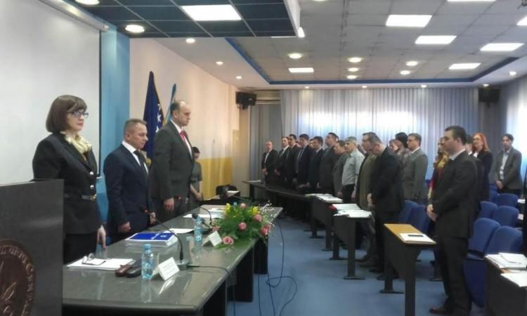 Hitna sjednica Skupštine TK-a o stanju na Univerzitetu u Tuzli 16. marta