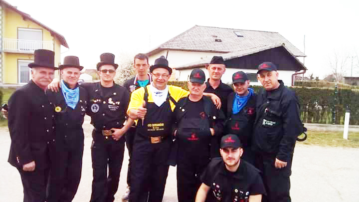 Gračanički dimnjačar Emir Zec na tradicionalnom druženju u Prijedoru-Epicentar sreće na jednom mjestu