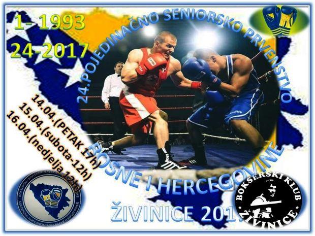 Uskoro 24.Pojedinačno boksersko prvenstvo BiH