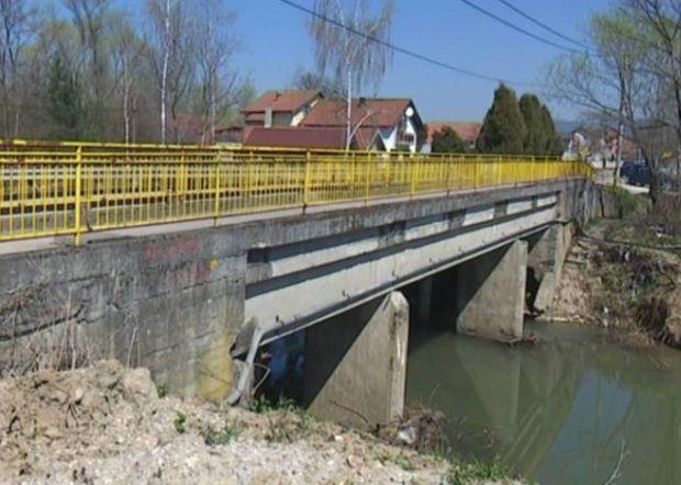 Živinice-Uskoro počinje gradnja novog mosta na Spreči