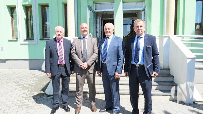 Kalesija:Delegacija Evropske unije posjetila je načelnika, MSŠ, Izazov i NEON Televiziju