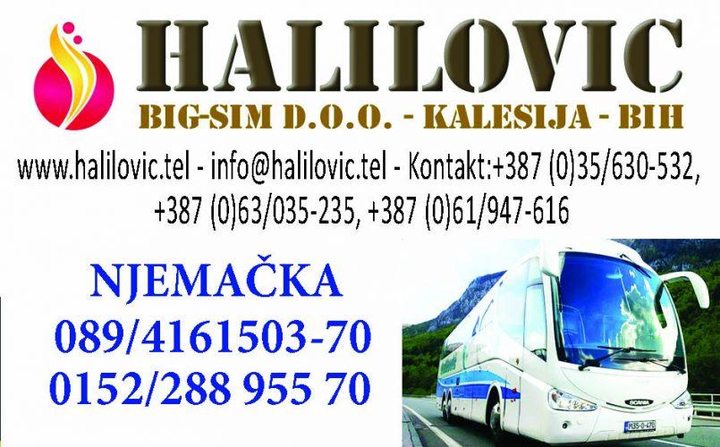 BIG-SIM Halilović bogatiji za još jedan autobus, uskoro proširenje voznog parka
