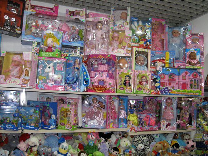 Obratite pažnju pri kupovini igračaka