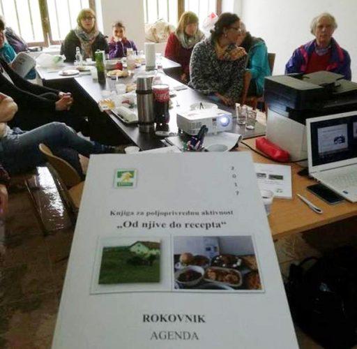 """PREC: Poziv na radionicu na temu """"Upravljanje poljoprivrednim imanjem"""""""