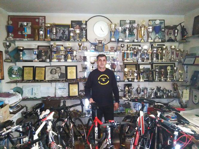 Razgovor sa Hajrudinom Trletom, uspješnim biciklistom - Biciklizam je život