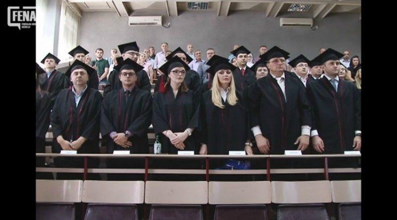 U Tuzli promoviran 31 doktor nauka (VIDEO)