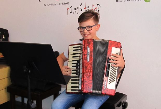 Talenti: Harmonika Belmina Selića