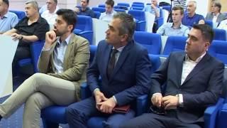 Predstavnik ambasade Azerbejdžana u Gračanici 11. 06. 2017.(VIDEO)