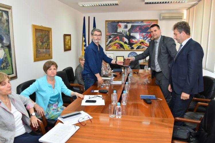 Konstruktivan dijalog premijera Gutića i gradonačelnika Imamovića