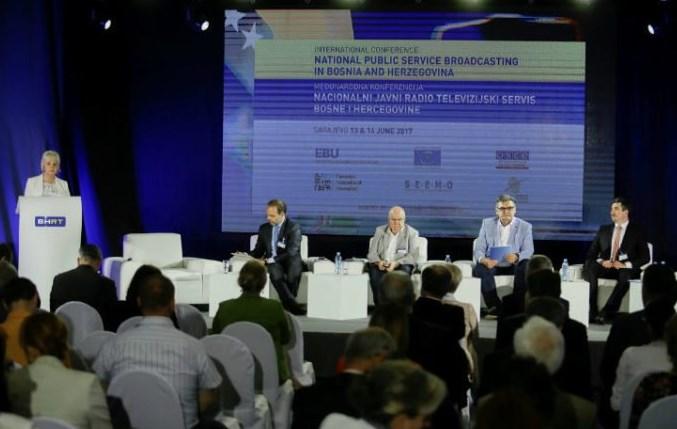 Konferencija za opstanak BHRT-a: Posljednji poziv za spas javnog servisa