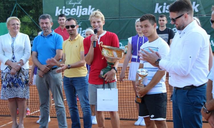 Austrijanac David Pichler osvojio teniski turnir u Kiseljaku