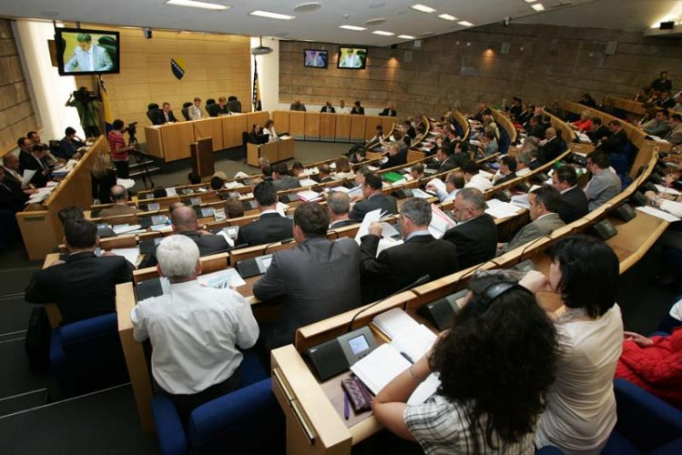 Parlament BiH izdvaja 100.000 KM za hotelski smještaj poslanika u Sarajevu