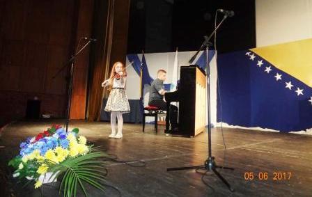 Održan završni koncert učenika Muzičke škole Gračanica – Adnan Maleškić najbolji učenik