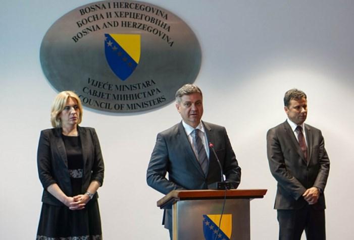 Zastoj na putu ka EU posvađao zvaničnike u BiH!