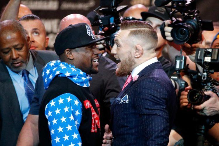 LA: Mayweather i McGregor odradili prvo sučeljavanje