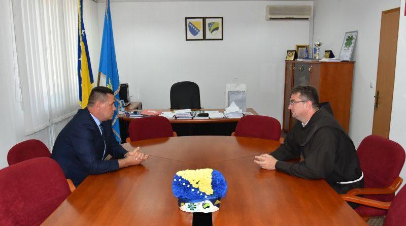 Vlada TK-a konstantan partner Franjevačkom samostanu u Tuzli