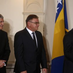 Otkazan današnji sastanak lidera u Mostaru