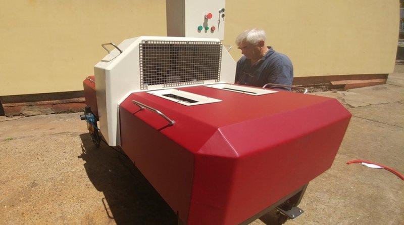 Inovator iz Srebrenika patentirao mašinu za vađenje koštica suhih šljiva