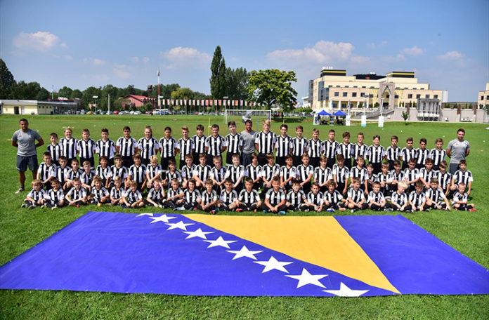 Juventusov treći kamp u BiH od 21. do 26. avgusta