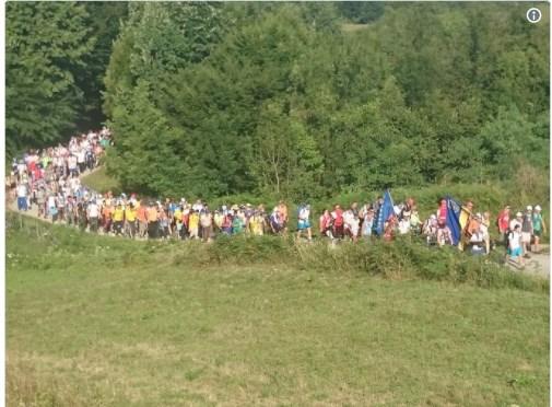 Počela druga etapa Marša mira
