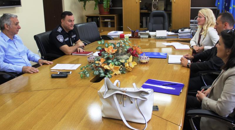 Predstavnici OHR-a u posjeti MUP-u TK: Razgovarano o stanju sigurnosti