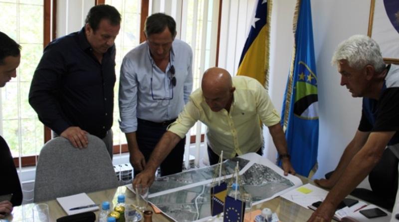 Turci grade tvornicu tekstilne industrije u Kalesiji