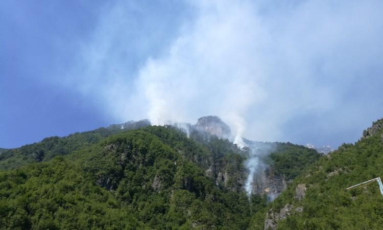 Za izazivanje požara u BiH propisane kazne do 12 godina zatvora