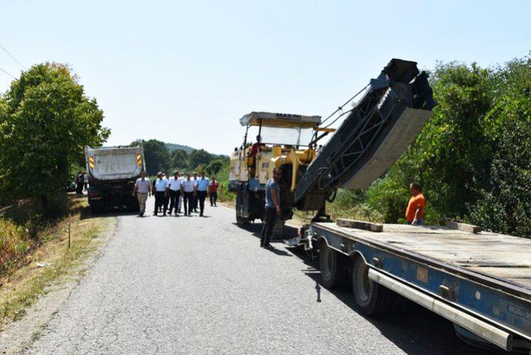 Vlada TK-Nastavlja se rekonstrukcija regionalnih putnih pravaca