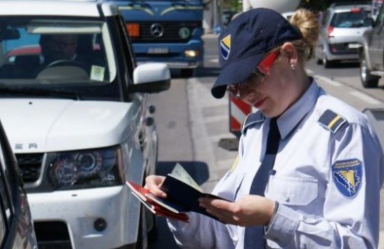 Graničnoj policiji BiH nedostaje 517 policajaca