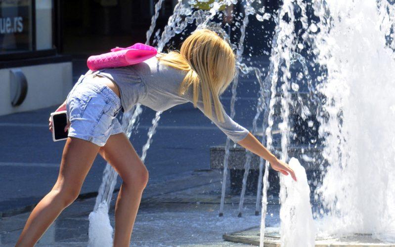 Balkan svake godine sve topliji