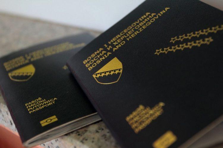 IDDEEA: Poništen tender za izdavanje pasoša