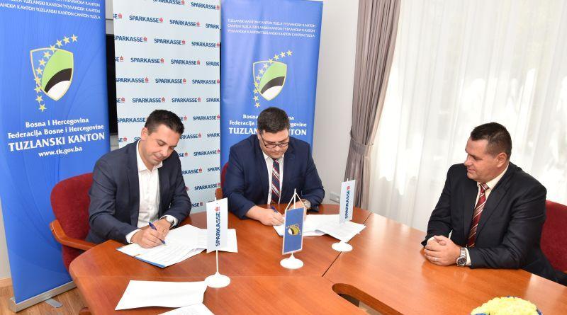 Potpisan ugovor: Subvencionirana kreditna linija od 25 miliona maraka za privrednike u TK