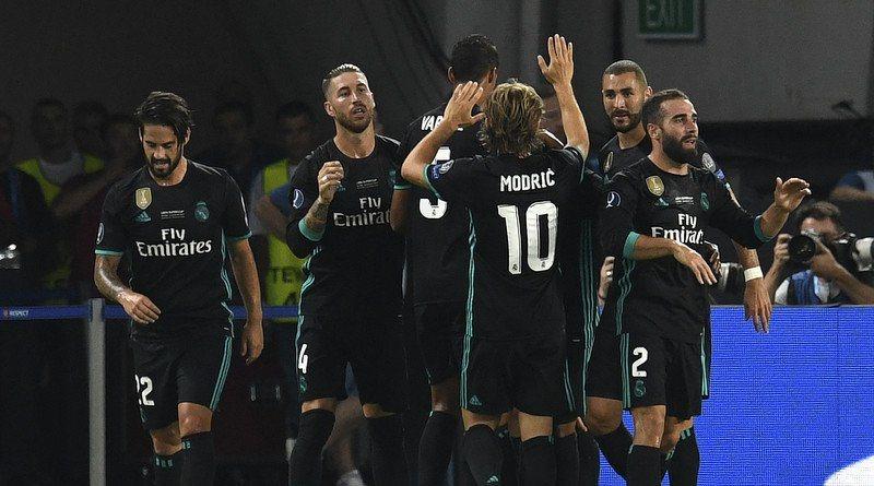 Real Madrid osvojio evropski Superkup