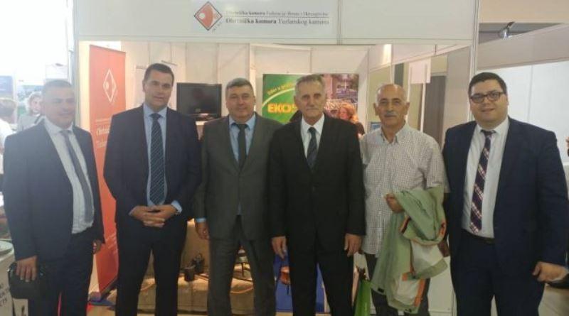 Obrtnici iz TK jedini predstavnici BiH na sajmu u Sloveniji