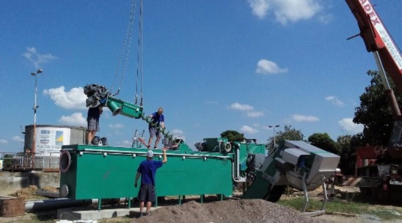 U Gradačcu se pušta u rad prečistač otpadnih voda