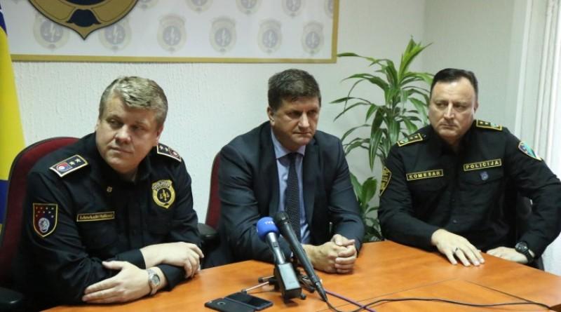 Sastanak predstavnika MUP-a KS i TK o budžetskom osamostaljenju Uprave policije