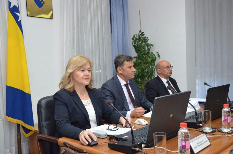 Vlada FBiH: 2,3 miliona KM za povezivanje Bihaća i Sarajeva Talgo vozom