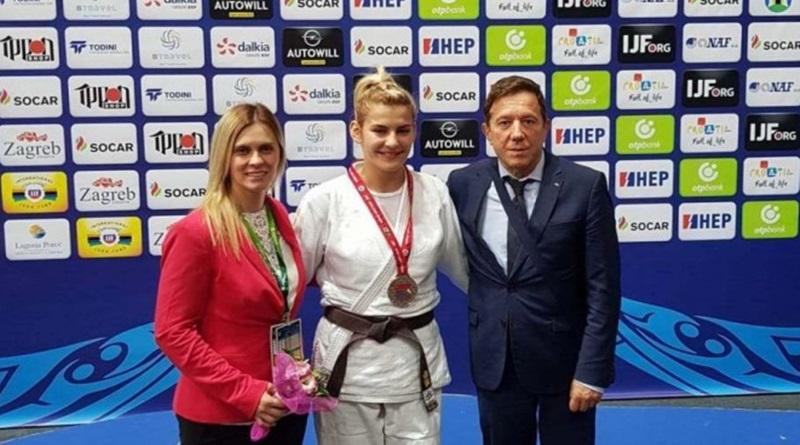 Judo: Aleksandra Samardžić osvojila srebro na juniorskom SP u Zagrebu