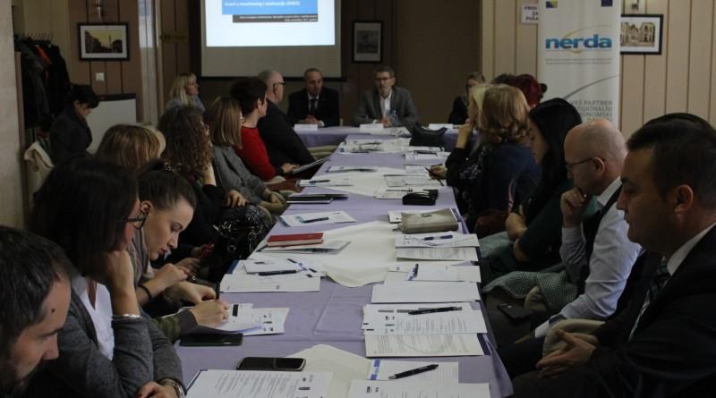 Održana radionica Monitoring i evaluacija javnih usluga i rada javnih preduzeća