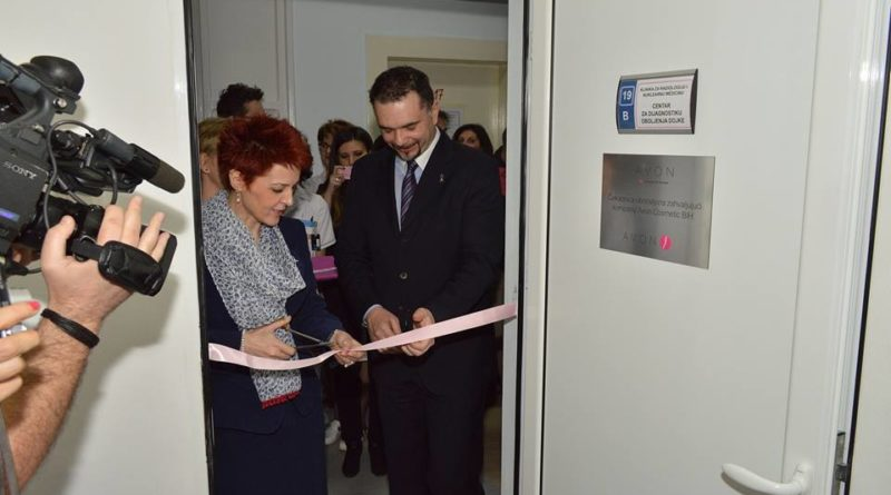 Otvoren centar za dojku UKC Tuzla (FOTO)