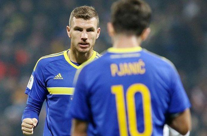 Džeko i Pjanić predvode najboljih 11 igrača koje nećemo gledati u Rusiji