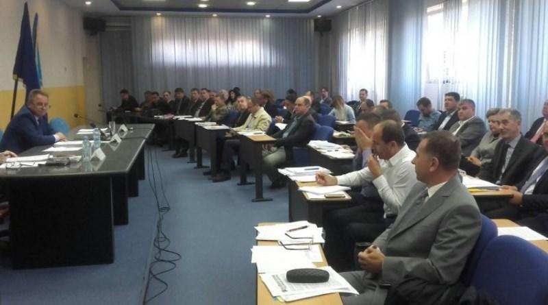 Usvojen Nacrt budžeta TK za 2018. godinu