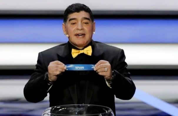 Maradona: Neka Ronaldo prestane lupetati da je najbolji igrač svih vremena