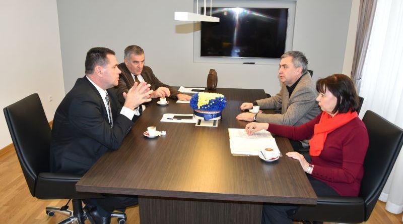 Vlada TK: Održan sastanak sa predstavnicima Samostalnog sindikata visokog obrazovanja i znanosti BiH